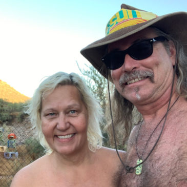 Thanksgiving and 5 things I'm grateful for as a nudist.