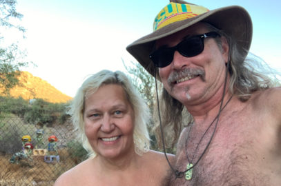 Nomadic Nudists at Shangri La Ranch