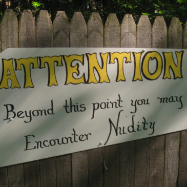 First time at a nudist resort? Here are some FAQs.